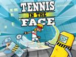Tennis in the Face Box Art