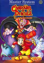 Chapolim x Drácula: Um Duelo Assustador Box Art