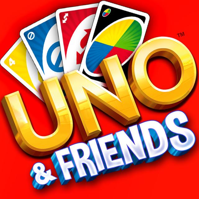 UNO & Friends Box Art