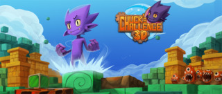 Chuck's Challenge 3D Box Art