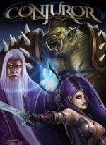 Conjuror: The Game Box Art