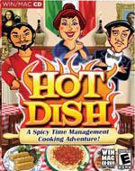 Hot Dish Box Art