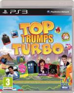 Top Trumps Turbo Box Art