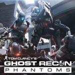 Tom Clancy's Ghost Recon Phantoms Box Art