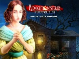 Midnight Mysteries: Ghostwriting Box Art