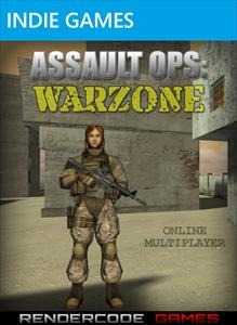 Assault Ops: Warzone Box Art