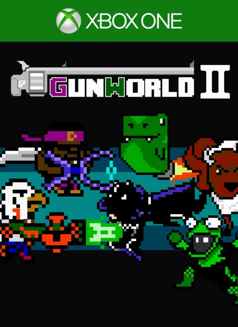 GunWorld 2 Box Art