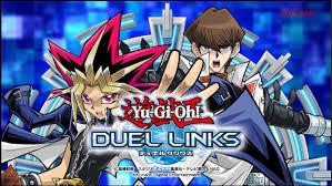 Yu-Gi-Oh! Duel Links Box Art