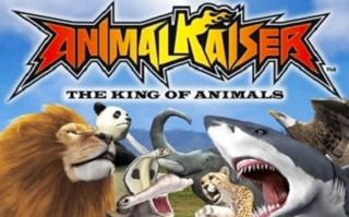 Animal Kaiser: The King of Animals Box Art