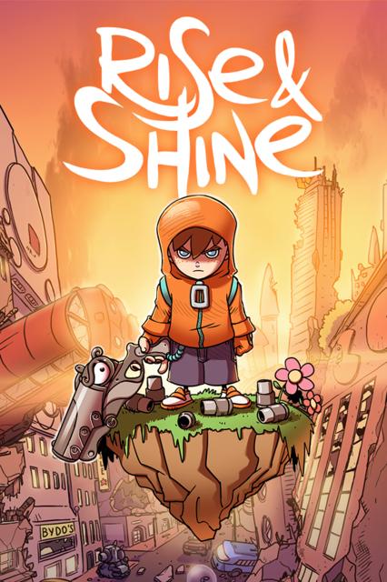 Rise & Shine Box Art