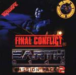 Earth 2140: Mission Pack 2 – Final Conflict Box Art