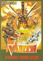 Varth: Operation Thunderstorm Box Art