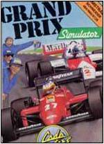 Grand Prix Simulator Box Art