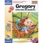 Gregory & the Hot Air Balloon Box Art