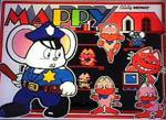 Mappy Box Art