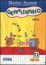 Geraldinho Box Art