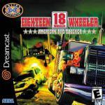 Eighteen Wheeler: American Pro Trucker Box Art