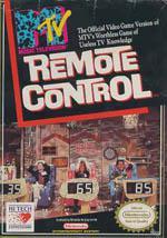 Remote Control Box Art
