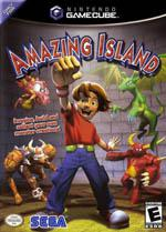 Amazing Island Box Art