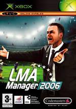 LMA Manager 2006 Box Art