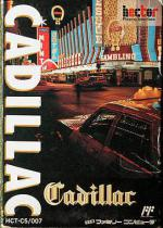 Cadillac Box Art