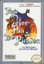 Fox's Peter Pan & The Pirates: The Revenge of Captain Hook Box Art