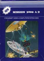 Mission 3000 Box Art