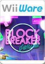 Block Breaker Deluxe Box Art