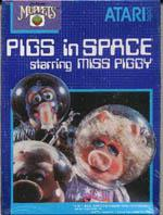 Pigs in Space Box Art