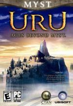 Uru: Ages Beyond Myst Box Art