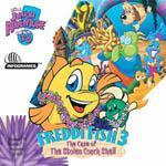 Freddi Fish 3: The Case of the Stolen Conch Shell Box Art