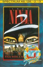 Last Ninja 2: Back with a Vengeance Box Art