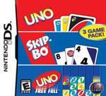Uno / Skip-Bo / Uno Freefall Box Art