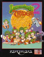 Lemmings 2: The Tribes Box Art