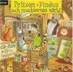 Pettson o Findus och mucklornas värld Box Art