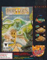 Populous II: Trials of the Olympian Gods Box Art
