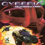 Cyberia 2: Resurrection Box Art