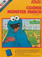 Cookie Monster Munch Box Art
