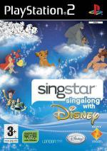 SingStar: Singalong with Disney Box Art