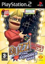 Buzz!: The Schools Quiz Box Art