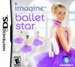 Imagine Ballet Star Box Art