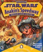 Star Wars: Anakin's Speedway Box Art