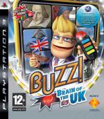 Buzz!: Brain of the UK Box Art