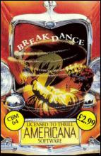 Breakdance Box Art