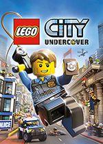 Lego City: Undercover Box Art
