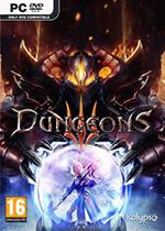 Dungeons 3 Box Art