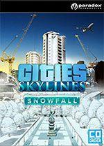 Cities: Skylines – Snowfall Box Art