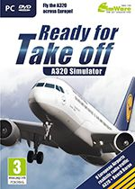 Ready for Take Off – A320 Simulator Box Art