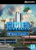 Cities: Skylines – Mass Transit Box Art