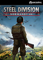 Steel Division: Normandy 44 Box Art
